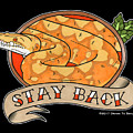 Stay Back Reticulated Python by Donovan Winterberg