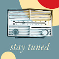 Stay Tuned by Edward Fielding