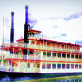 Steam Boat by Joseph Hollingsworth
