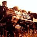 Steam Engine 3716 by Will Borden
