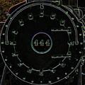Steam Engine 444 by Kim Pate