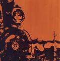 Steam Engine  by Lloyd Bast