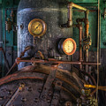 Steam Engine by Mark Papke