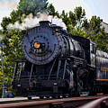 Steam Engine Of Cumberland by Christina Durity
