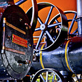 Steam Engines - Locomobiles by Carlos Alkmin