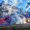 Steam by Harry Warrick