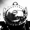 Steam Locomotive #253 by Karen Hanley Colbert