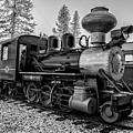 Steam Locomotive 5 by Jim Thompson