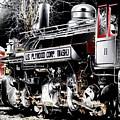 Steam Locomotive by David Patterson