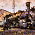 Steam Locomotive by Ian Mitchell