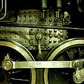 Steam Power I by Theresa Tahara