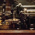Steam Punk - Diy Typewriter by Mike Savad