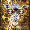 Steam Punk Giraffe by Anthony Murphy