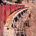 Steam Train Wonder.. by Al  Swasey
