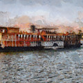 Steamboat On The Nile by Sophie McAulay