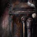 Steampunk - Handling Pressure  by Mike Savad