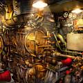 Steampunk - Naval - The Torpedo Room by Mike Savad
