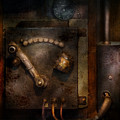Steampunk - The Control Room  by Mike Savad