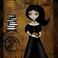 Steampunk Bibliophile by Charlene Zatloukal