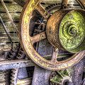Steampunk Farming by Andy Crawford