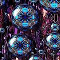 Steampunk Fractal 71216.3 by Belinda Cox