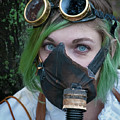 Steampunk Girl by Rick Mosher