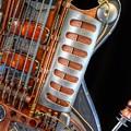 Steampunk Guitar by Marianna Mills