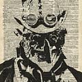 Steampunk Guy by Anna W