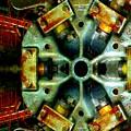 Steampunk Machination 1 by Marianne Dow