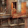 Steampunk - Plumbing - Plumbers Dilemma by Mike Savad