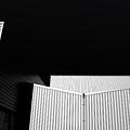 Steel Building by Jan Brons