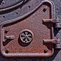 Steel Door by Kelley King
