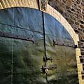 Steel Doors by Douglas Barnard