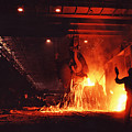 Steel Mill--china by Steve Williams