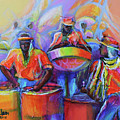 Steel Pan Carnival by Cynthia McLean