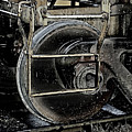 Steel Wheel by Alan Skonieczny