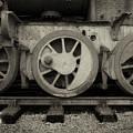 Steel Wheels  by Philip Openshaw