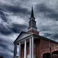 Steeple In The Sky by Gina Welch