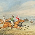 Steeplechasing by Henry Thomas Alken