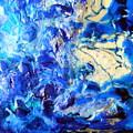 Stellar Blue Tides by Dawn Hough Sebaugh
