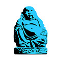 Stencil Buddha by Pixel Chimp