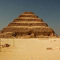 Step Pyramid 2 by Joe  Ng