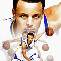 Steph Curry 2017 Profile by John Farr