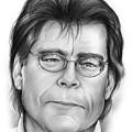 Stephen King by Greg Joens