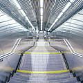 Stepping Down To The Underground by Evelina Kremsdorf
