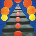 Steps And Circles by Nancy Sisco