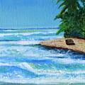 Steps Beach, Rincon by Alexandra Talese