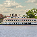 Sternwheeler by Jack R Perry