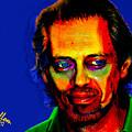 Steve Buscemi Pop Art by Che Moller