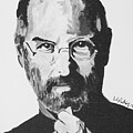 Steve Jobs by Martin Putsey